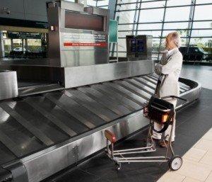 attente valise égarée